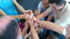 Energizer at Professional Scrum Master Training