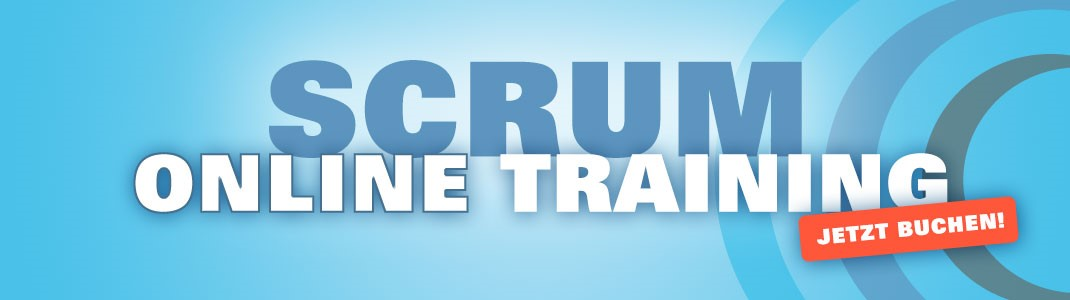 Scrum-Online-Trainings
