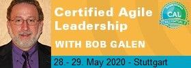 Certified Agile Leadership Workshop